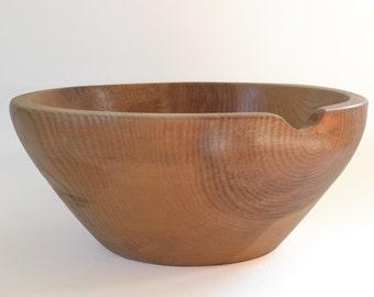 Decorative Ash Wooden Bowl
