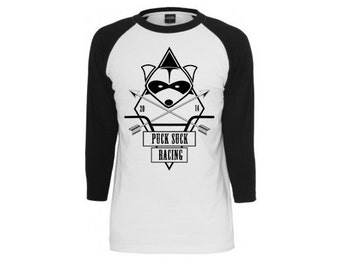 T-shirt NOLLIE - Pucksuck, raccoon, raccoon