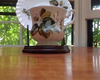 Vintage Royal Dover Teacup and saucer