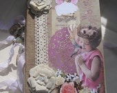 Fairy Whispers Altered Junk Journal