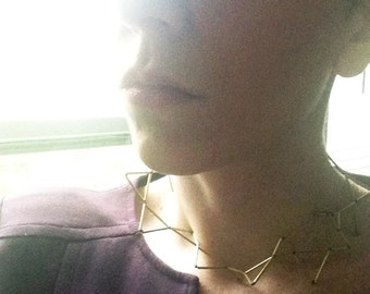 Ode to Snelson, Necklace