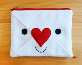Love Letter Zip Pouch