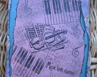 Music hath charms journal
