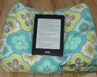 Reader Pillows for your iPad, eReader, Books, or Magazines