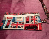 Phone Case-London Red White Blue