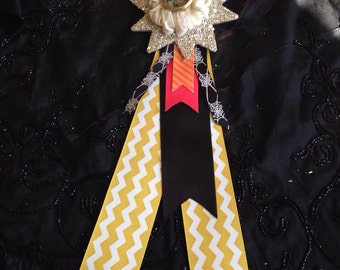 Halloween Award / Prize Ribbon - for decoration or gift