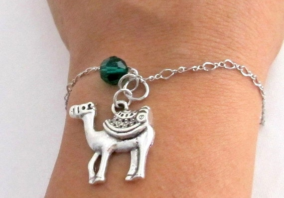 Camel bracelet, Animal keychain, silver camel pendant, mother gift, Animal charm, Christmas gift, Animal Lover Free Shipping In USA