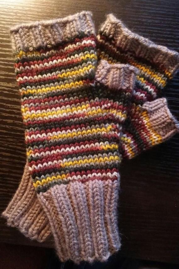 The Wesley Crusher Fingerless Gloves