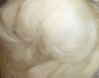 One Pound Wensleydale Combed Top 30-36 Micron