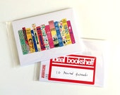 Pack of 10 assorted Ideal Bookshelf postcards