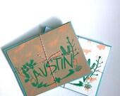 Austin Cactus NoteCards