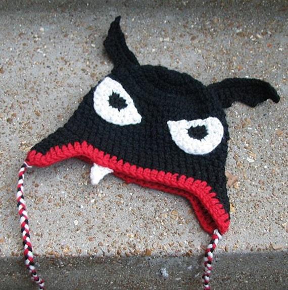 Baby Vampire Bat Hat