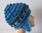 CLEARANCE Freeform Freestyle Crochet Helmet Hat Price Is the Sale Price