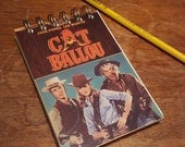 Cat Ballou Jane Fonda Spiral Notepad Blank Paper Cow Girl Classic Western Comedy Pages Fun Small