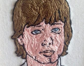 Luke Skywalker Embroidery