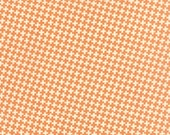 Farmhouse - Check Criss Cross in Pumpkin: sku 20256-12 cotton quilting fabric by Fig Tree and Co for Moda Fabrics - 1 yard