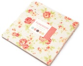 Farmhouse Layer Cake by Fig Tree and Co for Moda Fabrics, 42 10 inch squares