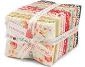 Farmhouse Fat Quarter Bundle from Fig Tree and Co for Moda Fabrics, 40 fat quarters
