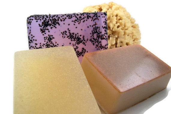 Build Your Own Soap, Natural Soap, Choose Scent, Choose Additives, Custom Soap