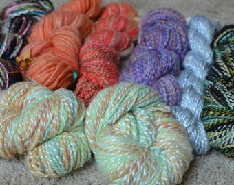 Handspun Yarn Stash Sale #1