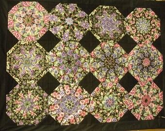 Gorgeous Kaleidoscope Wallhanging