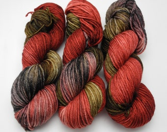 Fred - Hand Dyed Yarn - Dyed to Order