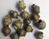 CLEARANCE - Turkoman beads, Afghan beads, Alpaca beads, silver beads, tribal beads, vintage beads