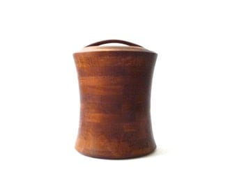 Modernist Teak Ice Bucket        Quistgaard Dansk Digsmed Danish Modern