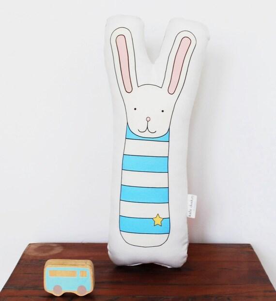 Rabbit Plush Toy, Stuffed Animal