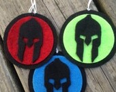 Spartan race holiday ornaments Sprint, Super, Beast
