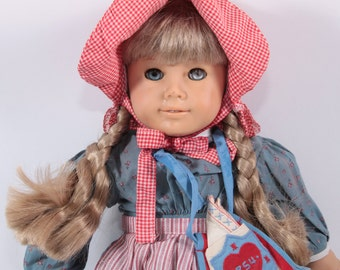 Vintage 1994 Pleasant Company Kirsten Doll - American Girl - With Clothes