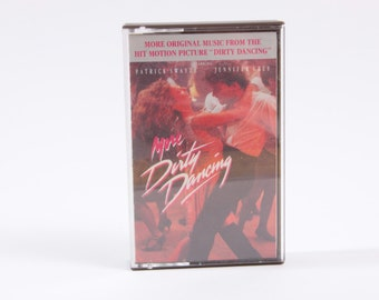 Dirty Dancing Cassette Tape - Fully Working 1980s Nostalgia ~ The Pink Room ~ 170219