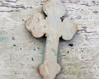 Serbian Cross, Reclaimed Wood Cross, Orthodox Cross, Wooden Wall Cross, Wooden Cross Religious Decor Christian Wall Art Serbian Wedding Gift