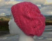 Catalyst Slouch Hat pattern