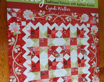 Quiltsy Destash Party - Pretty Patchwork Quilt Book