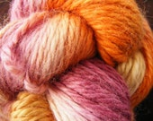 SEDONA Handpainted Alpaca Yarn Bulky 109yds 3.5oz Hand Painted  Aspen Moon Arts