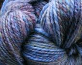 ICICLE Handspun Wool Yarn Cheviot 192yds 2.75oz 10-12wpi aspenmoonarts worsted artyarn knitting