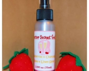 Strawberries and Champagne Room and Linen Spray 2.5oz