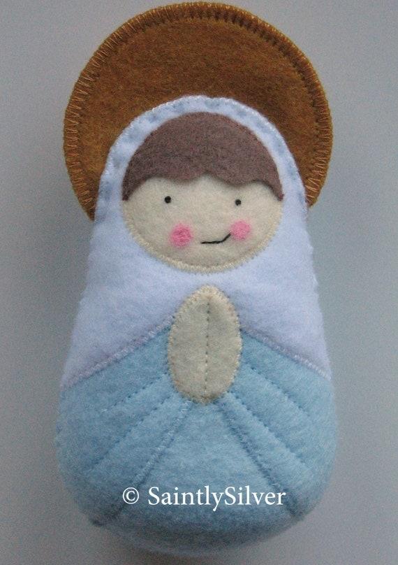 Mary Felt Softie