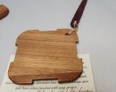 weaving sample sett tool- Monkey Pod