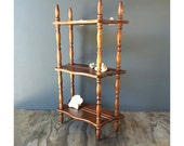 Spindle Display Shelf - Three Shelf Display