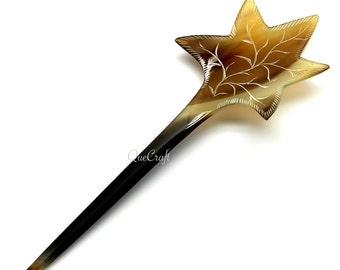 Horn Hair Stick - Q10560