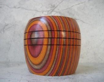Ring Box (Laminated Wood)
