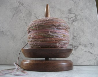 Knit Spinner (Caribbean Rosewood)