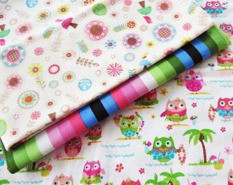 Three Darling Fabric ECS