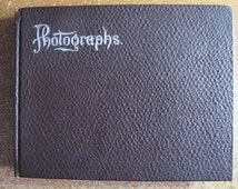 vintage photo Portland Oregon Photo Album 1905 Lewis & Clark Expo USS Boston 12 photos