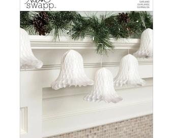 heidi swapp (tm) / Garland Honeycomb Shapes / Wedding Bells