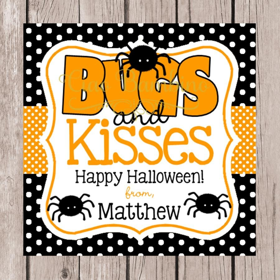 Old Fashioned image with bugs and kisses printable