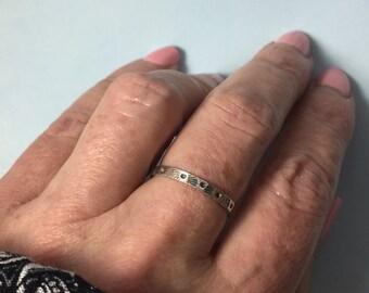Flying Sun Sterling Silver Ring - SayLaVee - Modern Artisan
