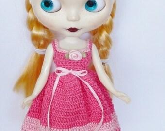 SALE  Blythe Dress Pretty in Pink